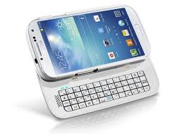 android phone with keyboard wish your galaxy s 4 had a slide out qwerty keyboard there s an