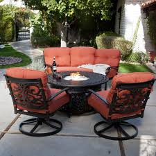 alderbrook faux wood fire table curved fire pit seating alderbrook faux wood table outdoor benches