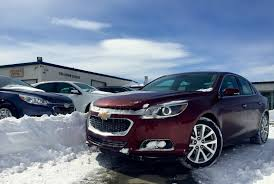 capsule review 2015 chevrolet malibu ltz the truth about cars