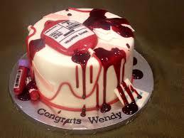 phlebotomy graduation cake cakecentral com