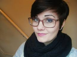 short hairstyles for glasses wearers cuteandeasyhairstyles net