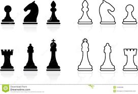 unique chess pieces simple chess set shoise com
