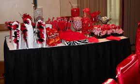 red candy buffets buffet red candy buffet and candy table