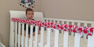 Side Rails For Convertible Crib by Soft Crib Rail Cover Creative Ideas Of Baby Cribs