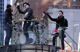 fall out boy picture 91 87th macy s thanksgiving day parade