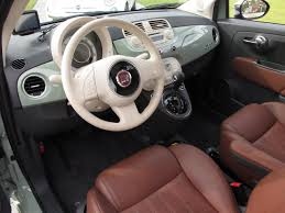 Fiat 500 Interior Fiat 500 Interior Gallery Moibibiki 7