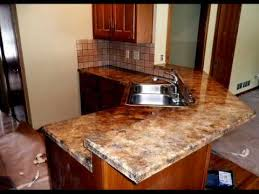 Resurface Kitchen Countertops Kitchen Counter Top Resurfacing By All American Decorative