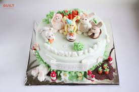 easter bunny birthday cake cake by guilt desserts cakesdecor