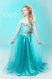elsa costume frozen elsa inspired dress tutu costume 4t tutu