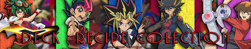 yugioh deck recipe collection
