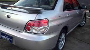 silver subaru impreza 2007 subaru impreza my07 2 0r awd silver ash 4 speed automatic