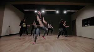 lyrica anderson and beyonce mina myoung choreography beyonce partition beautifull dance