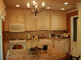 and after split level kitchen remodel