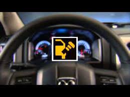 dodge ram warning lights 2013 ram truck gas cap message youtube