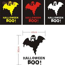 online get cheap halloween window stickers aliexpress com