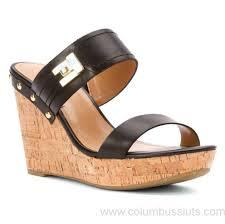 shop au women u0027s tommy hilfiger eleona wedge rose gold sandals