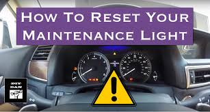 how to reset the maintenance light on a toyota corolla how to reset the maintenance light on a 2013 2016 lexus gs