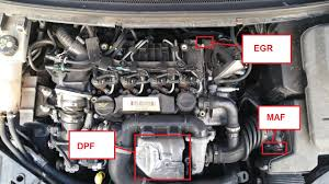 Ford Escape Engine Light - ford focus with error code p242f dpf failure motor vehicle