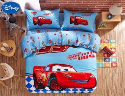 disney cars bedding set aliexpress com buy lightning mcqueen cars print bedding sets for