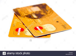 pre pay card cashplus pre pay gold credit cards stock photo 54932405 alamy