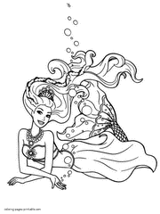 barbie coloring pages 300 free sheets girls