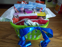 gift baskets for kids kids birthday gift baskets quiver of blessings