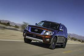 nissan armada review 2017 2017 nissan armada subjected to serious off road test autoevolution