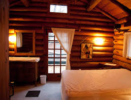 Decorate Log Cabin Interior by Rustic Log Furniture Bedroom Sets Mountain Lodge Style Modern