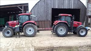 case ih puma 155 vs cvx 195 a puma 210 youtube
