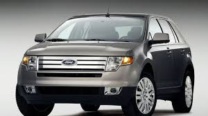 ford crossover suv ford edge on sale in brazil this year