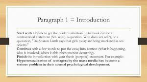 A Good Introduction For An Essay Example Essay Writing How To Write A Good 5 Paragraph Essay With Pizazz