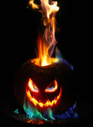 light up halloween with a flamethrower jack o u0027 lantern super