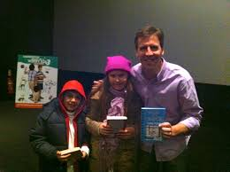diary of a wimpy kid special caitlin and andre meet jeff kinney