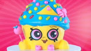 shopkins cupcake queen cake nerdy nummies youtube
