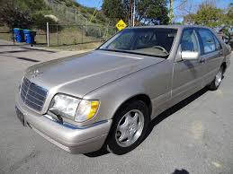 mercedes s class 1997 mercedes s320 s600 s500 w140 s class 1997 big sedan