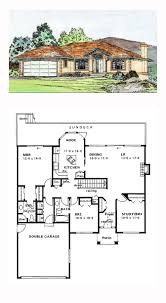 Carriage Rv Floor Plans by 50 Best Southwest House Plans Images On Pinterest Floor Plans