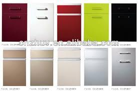 Vinyl Cabinet Doors Cupboard Door Pvc Vinyl Kitchen Cabinet Door View Hdf Cabinet