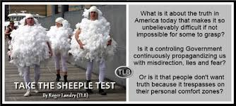 Sheeple Meme - the american dilemma those who don t wish to know the sheeple