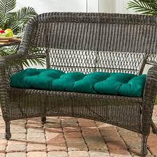 Sunbrella Outdoor Cushions Amazon Com Greendale Home Fashions 46 U0027 U0027 Outdoor Sunbrella Swing