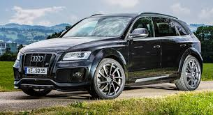 audi suv sq5 abt sportsline injects more thunder into audi sq5 suv