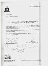 clearance certificate sample demand certificates of deposit
