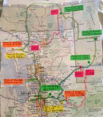 Map My Driving Route by Utah1088 Agilepooch Diaries