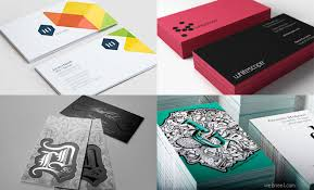 Business Cards Ideas For Graphic Designers Creative And Most Beautiful Business Card Design Examples