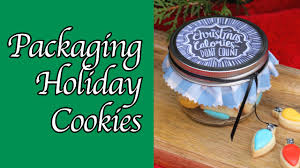 christmas cookie gifts how to gift wrap your cookies cookie packaging ideas