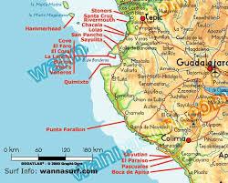 san francisco map detailed maps of san pancho mexico