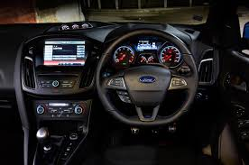 ford focus light on dashboard 2016 ford focus rs uk drive review review autocar