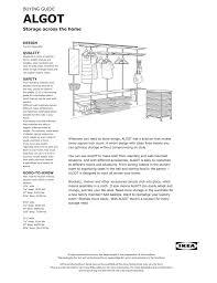 www ikea usa com algot buying guide