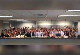 homeside celebrates thanksgiv homeside financial office photo