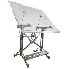 Mechanical Drafting Tables Glass Top Drafting Table Warface Co