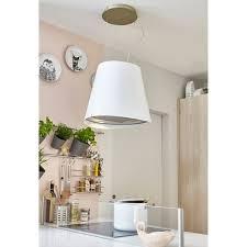 hotte de cuisine ilot hotte aspirante décorative encastrable ilot centrale et